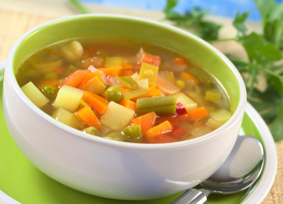 Готовые супы для похудения