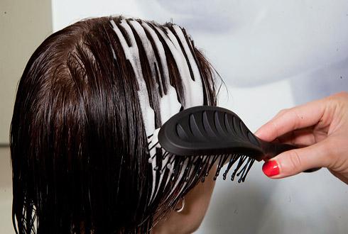 Как сделать в домашних условиях пенку для волос