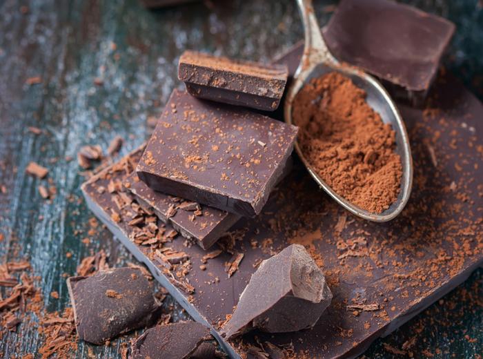 Что лучше секс или шоколадка