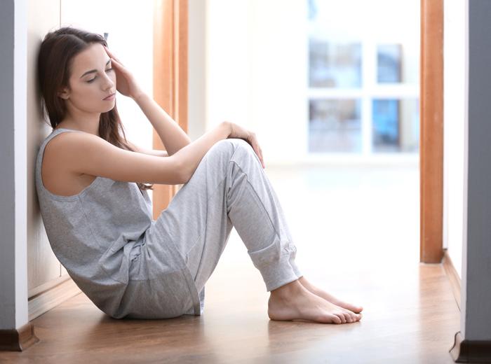 Усталость влияет на секс