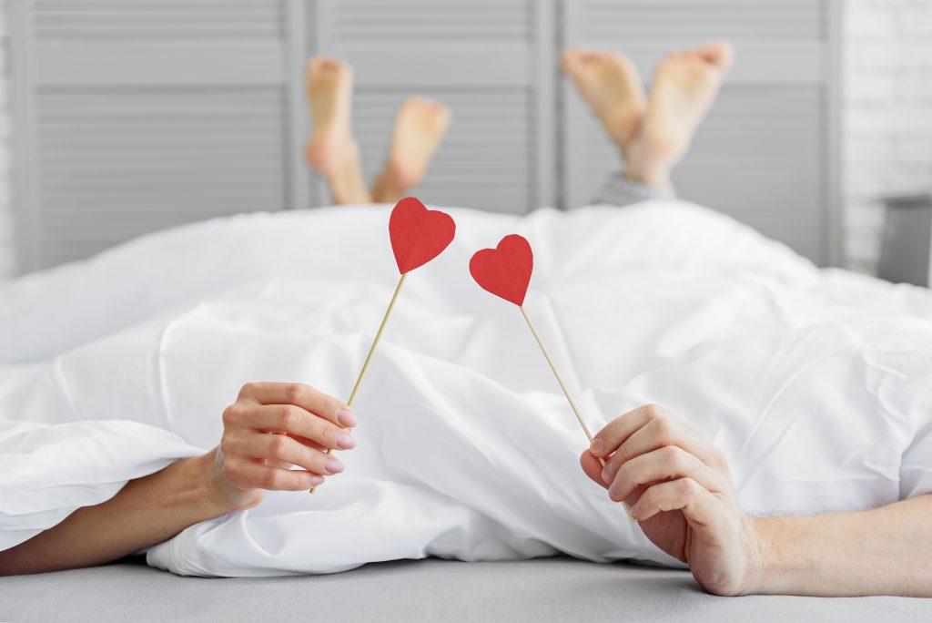 Британские учёные доказали что секс необходим 2 раза в неделю