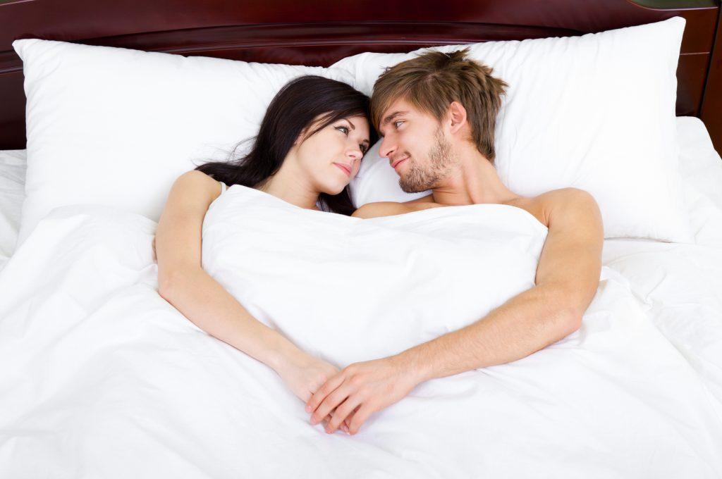 Влияние занятия сексом на организм человека