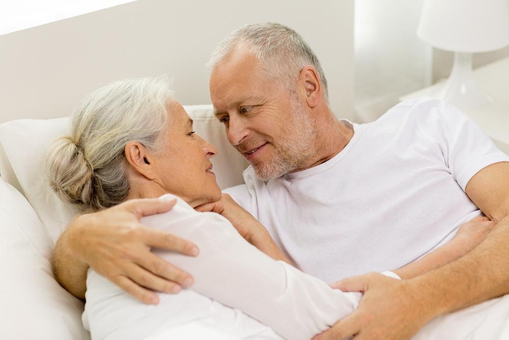 Польза сексуальных отношений в пожилом возрасте