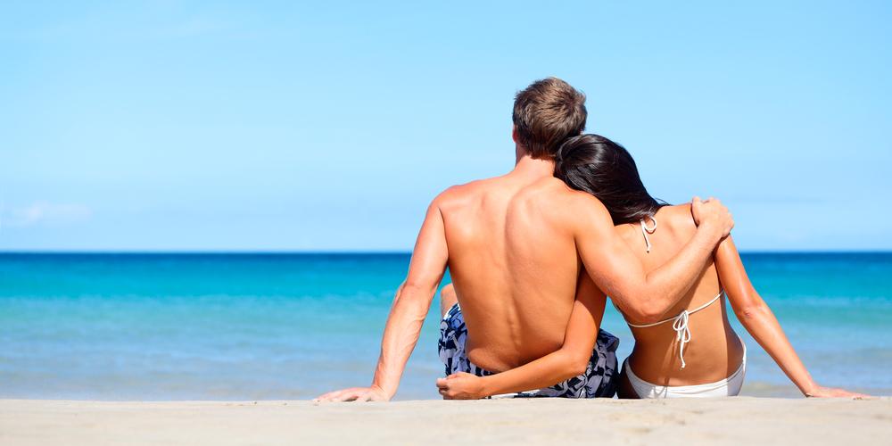 Как я занималась сексом на пляже