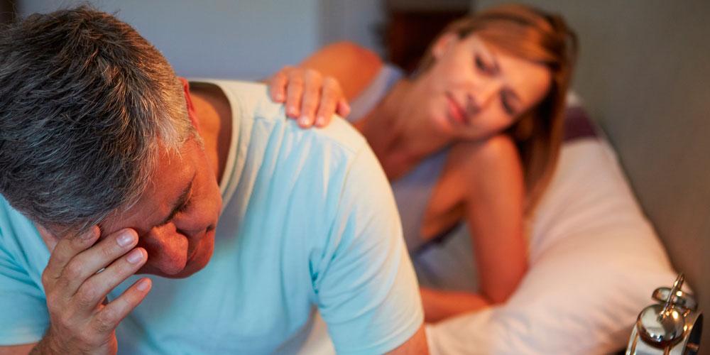 От стресса может пропасть желание к сексу