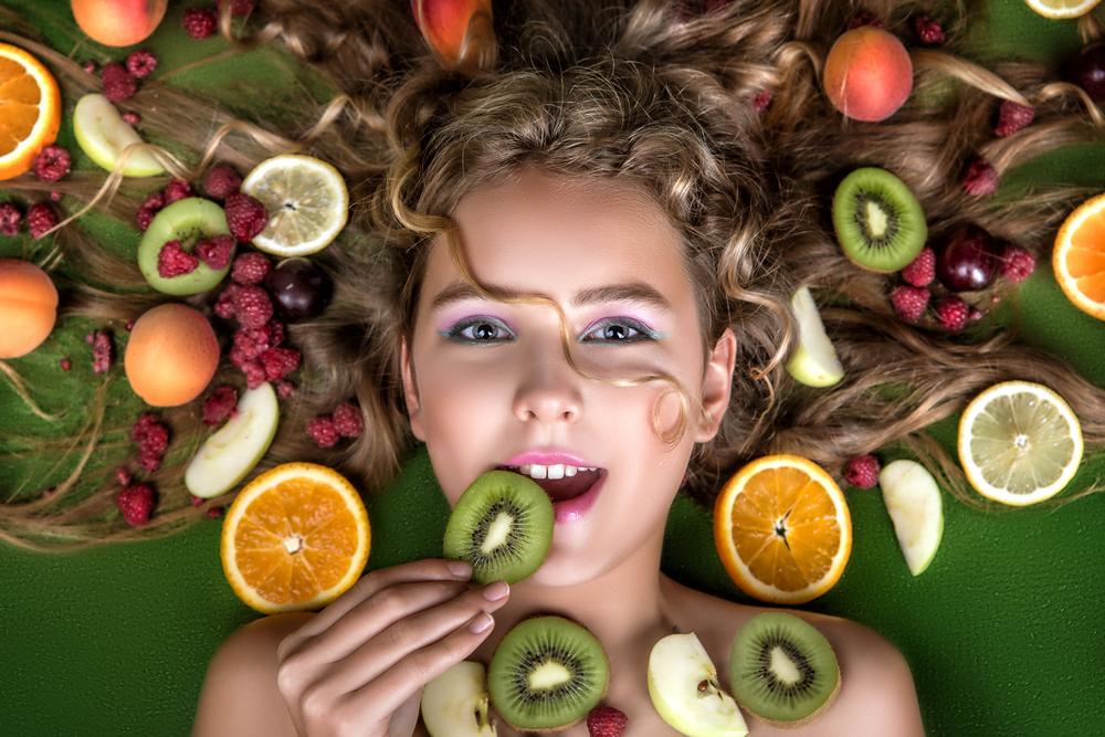 Хорошие волосы диета