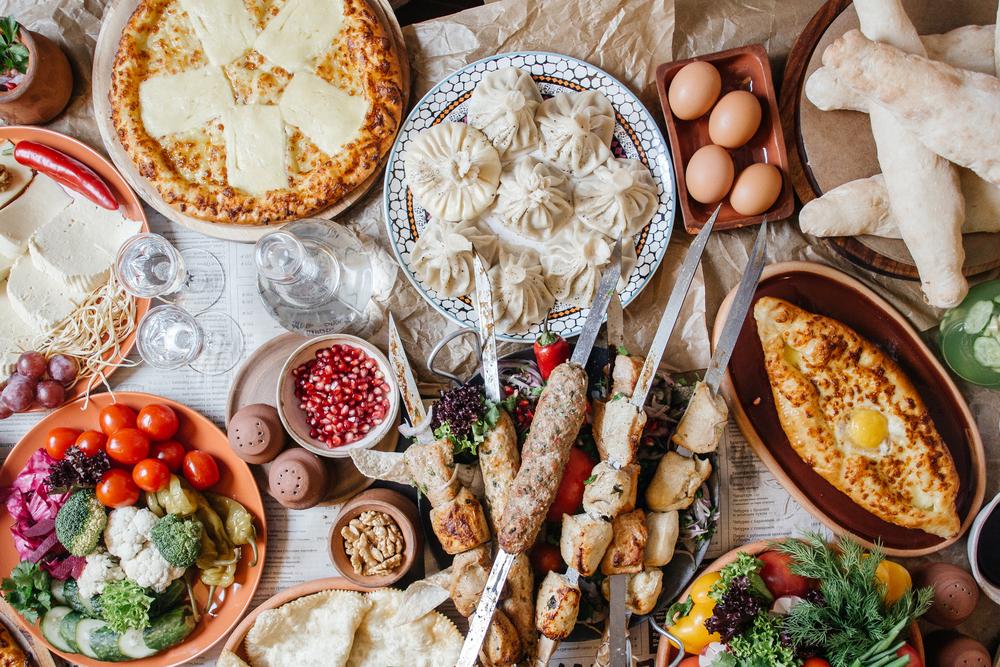 картинки грузия блюда картинки